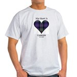 Heart - Cameron of Erracht Light T-Shirt