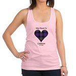 Heart - Cameron of Erracht Racerback Tank Top