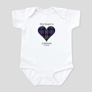 Heart - Cameron of Erracht Infant Bodysuit