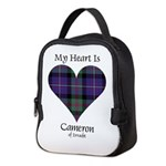 Heart - Cameron of Erracht Neoprene Lunch Bag