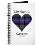 Heart - Cameron of Erracht Journal