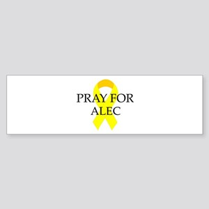 Pray for Alec Bumper Sticker