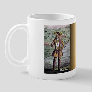 Black Bart Historical Mugs