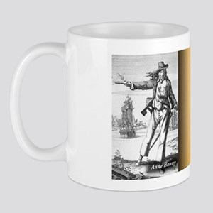 Anne Bonny Historical Mugs