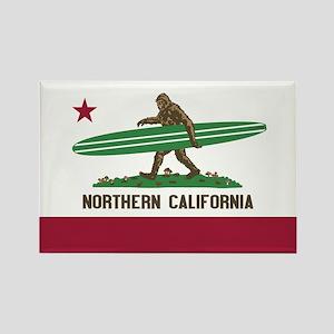 Northern California Bigfoot Magnets