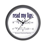 Riemann's Functional Equation Wall Clock
