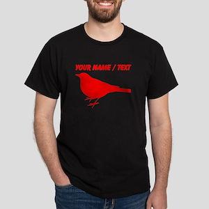 Custom Red Robin Silhouette T-Shirt
