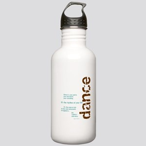 Dance the Rhythm of your Life Water Bottle