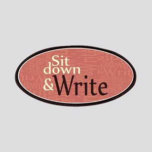 Sit Down and Write Patches