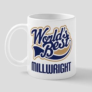 Millwright (Worlds Best) Mug