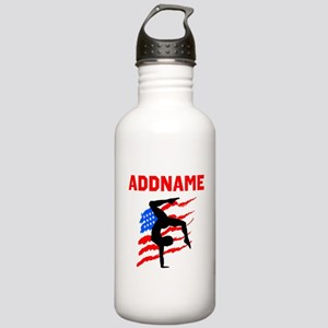 GRACEFUL GYMNAST Stainless Water Bottle 1.0L