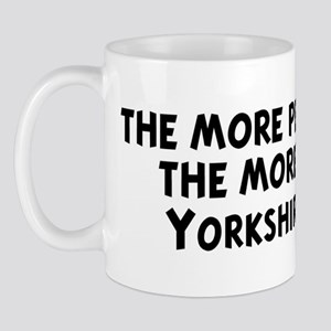 Yorkshire Terrier: people I m Mug
