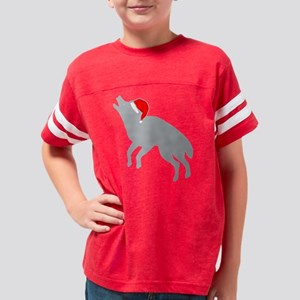 german white shepherdS Youth Football Shirt