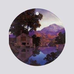 The Millpond Ornament (Round)