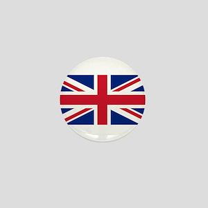 Flag of the UK Mini Button