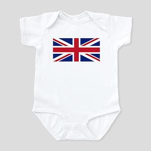 Flag of the UK Infant Bodysuit