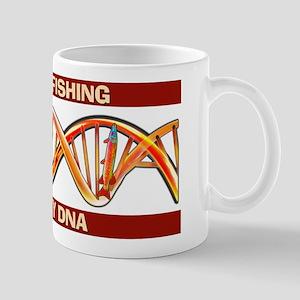 Muskie DNA Mug