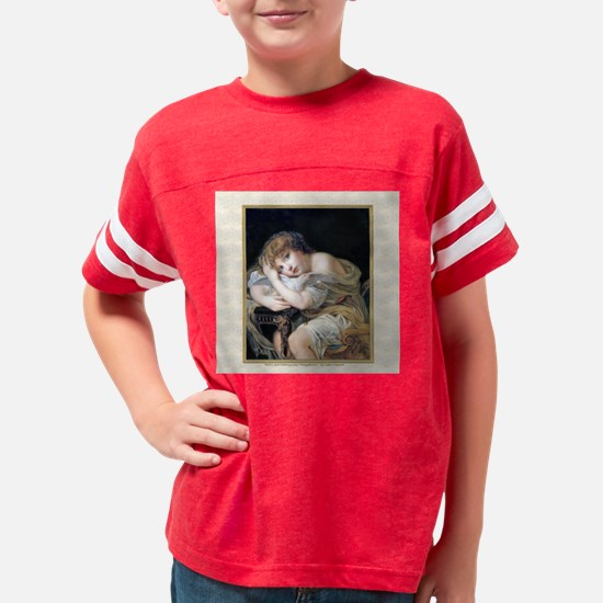 9 SEPT-GREUZE Youth Football Shirt