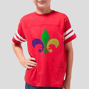 MG Fleur 10x10 Youth Football Shirt