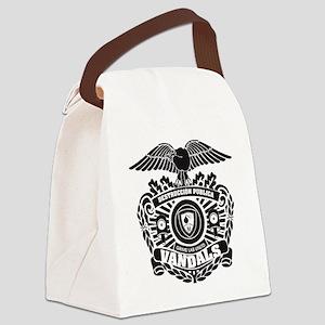 Vandals Badge Canvas Lunch Bag
