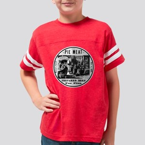 piemeatee Youth Football Shirt