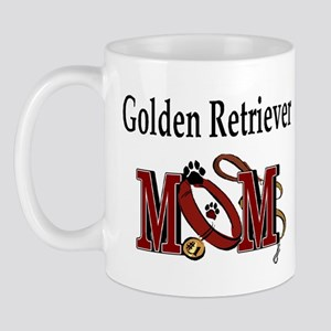 Golden Retriever Mom Mug