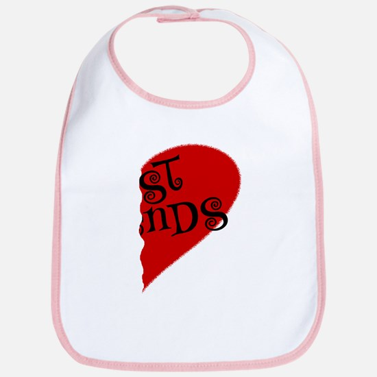 Best Friends (2) Bib