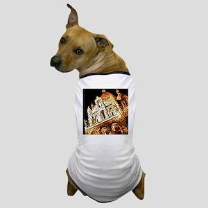 Building View Dog T-Shirt