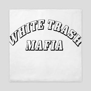 White Trash Mafia Queen Duvet