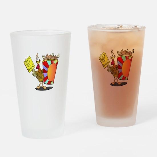 Family Bucket Drinking Glass