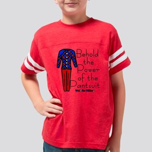 Pantsuit Youth Football Shirt