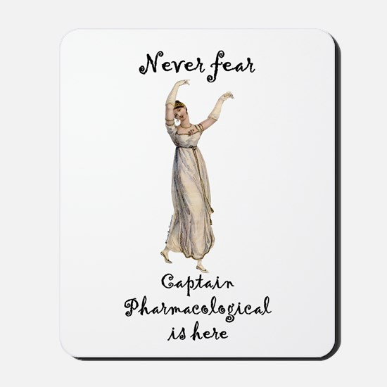 High On Life Vertical Mousepad