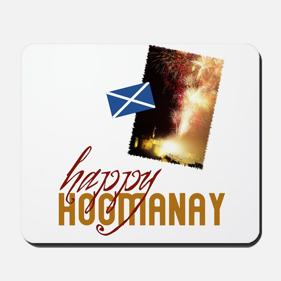 Hogmanay Mousepad