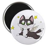 Flying Kitten Magnet
