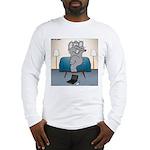 Polar Bears and Reindeer Long Sleeve T-Shirt