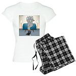 Polar Bears and Reindeer Women's Light Pajamas