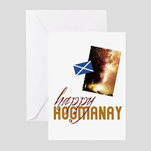 Hogmanay Greeting Cards (Pk of 10)