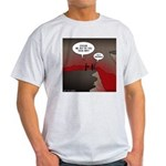 Wi-Fi in Hell Light T-Shirt