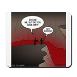 Wi-Fi in Hell Mousepad