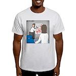 Eye Chart Light T-Shirt
