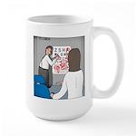Eye Chart Large Mug