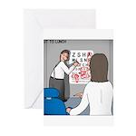 Eye Chart Greeting Cards (Pk of 10)