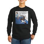Glaucoma Machine Long Sleeve Dark T-Shirt