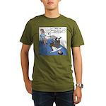 Glaucoma Machine Organic Men's T-Shirt (dark)