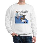 Glaucoma Machine Sweatshirt