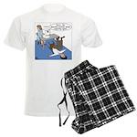 Glaucoma Machine Men's Light Pajamas