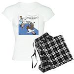 Glaucoma Machine Women's Light Pajamas