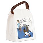 Glaucoma Machine Canvas Lunch Bag