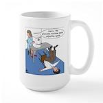 Glaucoma Machine Large Mug
