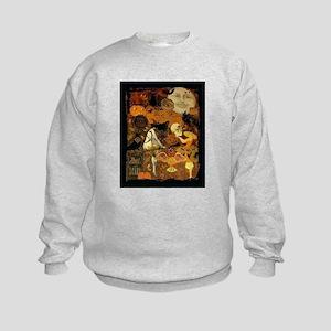 Witch's Stew Kids Sweatshirt